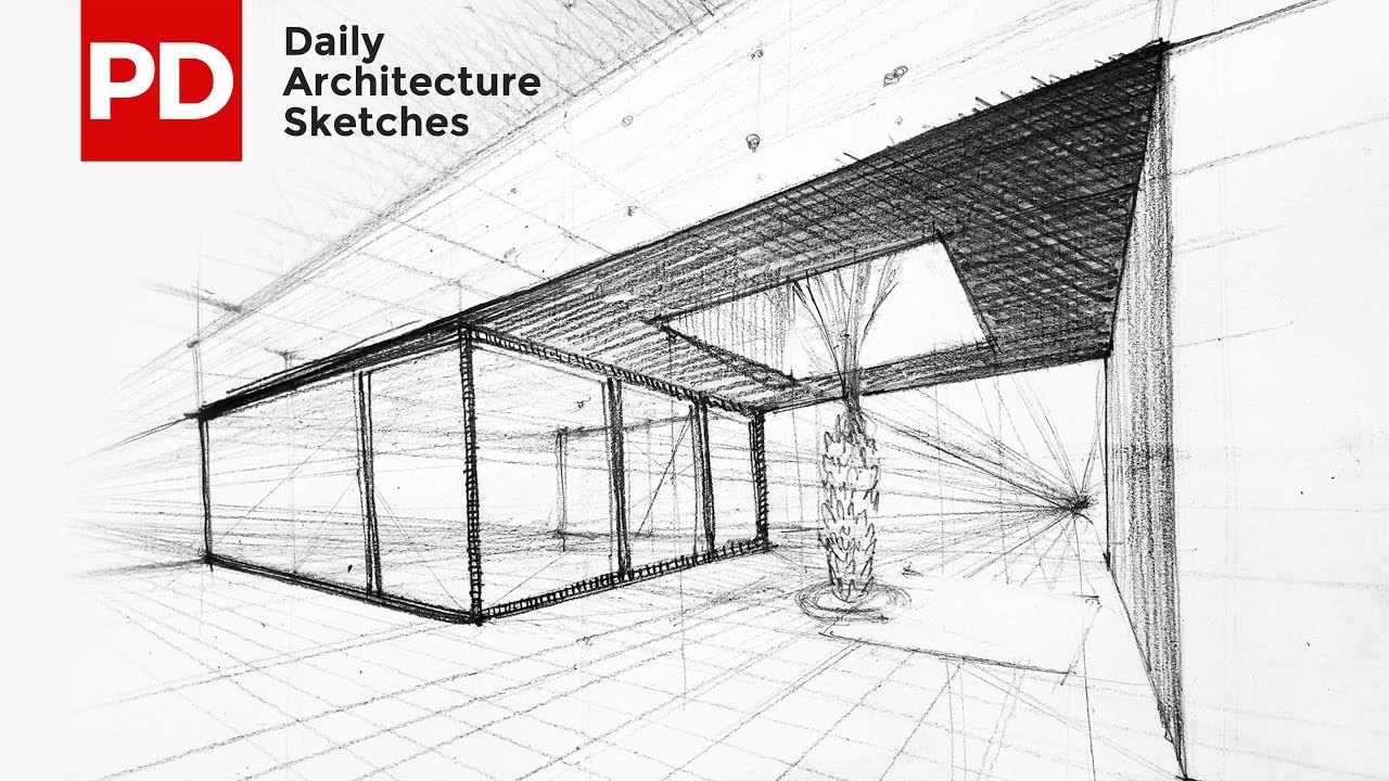 Drawing Paracas House Daily Architecture Sketches Youtube