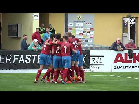 U18   Sestřih utkání Česko - Rakousko 2:1