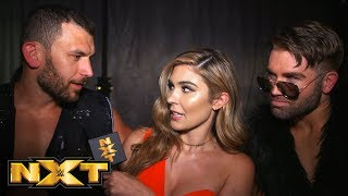 Breezango hunger for all-you-can-eat sushi and BBQ: NXT Exclusive, Aug. 14, 2019