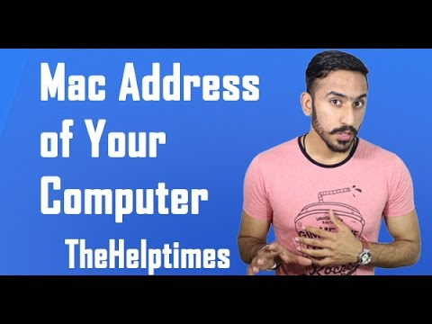mac address on iphone how to find mac address of your laptop windows pc 4237