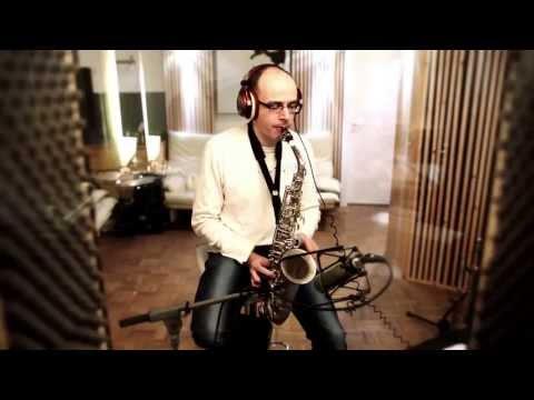Saxophonist Georg Lehmann