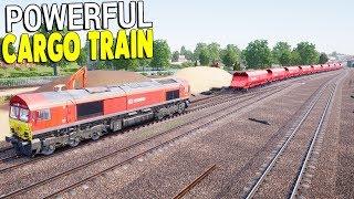 CLASSIC 3,000+ HP POWERHOUSE  ON RAILS | Train Sim World Gameplay