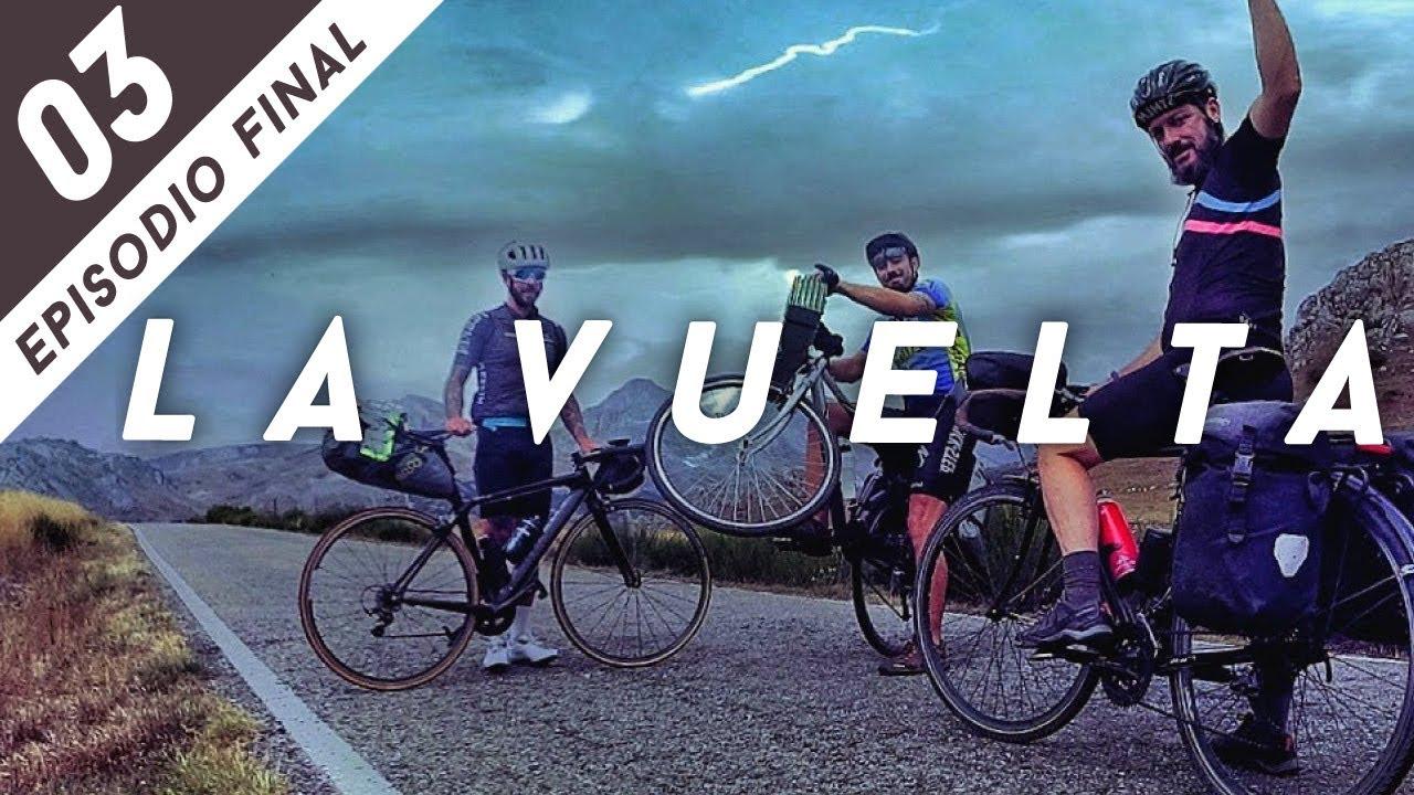 🚵 TERMINAMOS EN LA VUELTA CICLISTA A ESPAÑA - EP03 - EN RUTA POR EL PARAÍSO (EPISODIO FINAL)