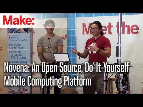 Novena: An Open Source, Do-It-Yourself Mobile Computing Platform - Bunnie Huang, Sean 'xobs' Cross