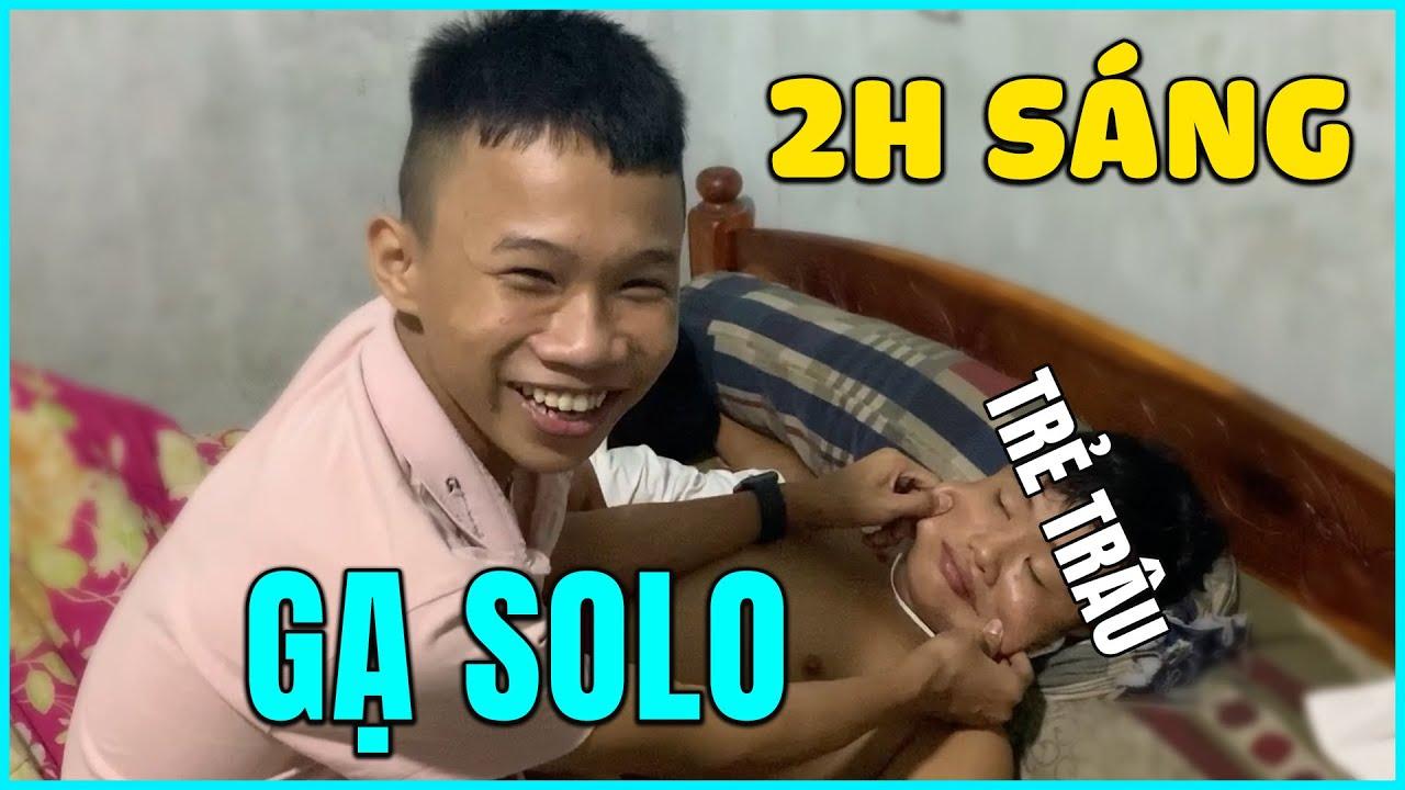 2H Sáng Rình Troll Đánh Thức 2 Trẻ Trâu Dậy, Không Cho Trẻ Trâu Ngủ - Gạ Kèo Solo 20K Kim Cương Và..