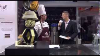 Ruth Hinks (uk): Highlights Of The World Chocolate Masters, Paris, October 2013