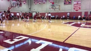 Ryan Spangler Oklahoma Sooners Basketball Practice (7-23-13) Thumbnail