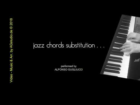 jazz chords substitution ...