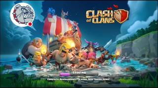 "Clash of Clans Episode 8 - ""Insert upgrade noise here"""