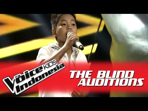 "Yadi ""Dia"" I The Blind Auditions I The Voice Kids Indonesia 2016"