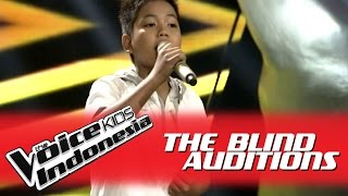 Yadi Dia I The Blind Auditions I The Voice Kids Indonesia 2016