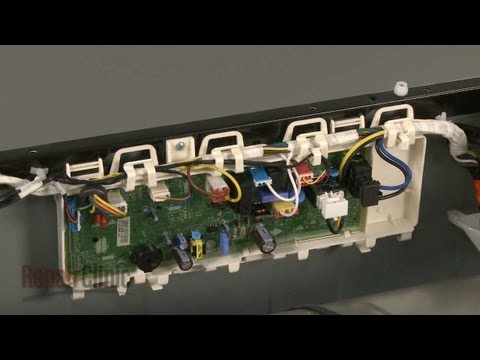 Control Board - LG Electric Dryer