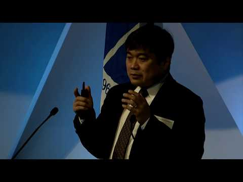 Plenary Speaker - Joichi Ito of the MIT Media Lab on Autonomous Systems