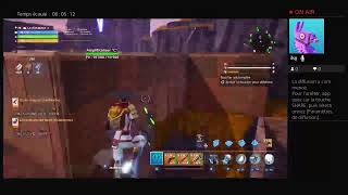 Fortnite save the world ^^ gives weapons