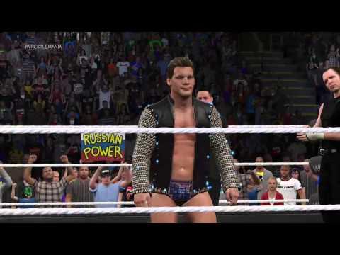 my wrestlemania 2015 !!! - 1 / 2