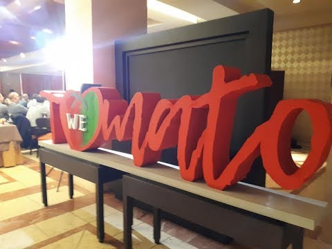 We Love Tomato event in Almeria, Spain