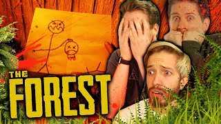 Scary Cave Party | The Forest #5