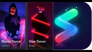 Best Video Editor For TikTok Superfx 2020 | How To DO Glowing Line Effect