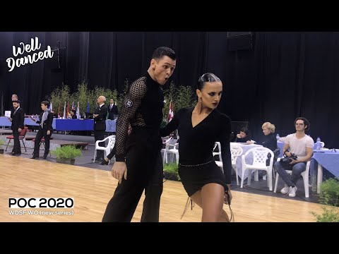 Timur Yusupov & Valeria Remina (RUS) | POC 2020 | WDSF World Open Latin | 1/2 Final - Cha Cha Cha