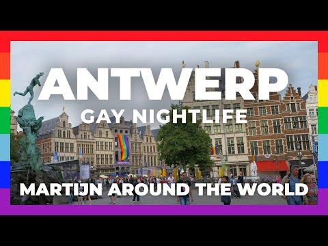 Gay Antwerp Travel Guide / Gay Anvers, Gay Antwerpen, Gay Belgium