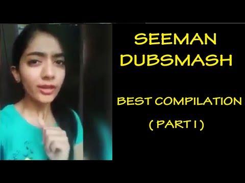 Seeman Funny Dubsmash Compilation Is Awesome - Inaya Nanban