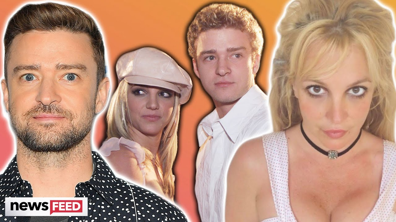 Was Justin Timberlake To Blame For Britney Spears' Demise?!?