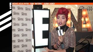 Yuna on her new Material album | E! News Asia | E!
