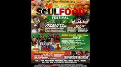Nashville TN Soul Food Festival 3 Day Event
