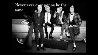 No Doubt - Sparkle (Lyrics on screen)