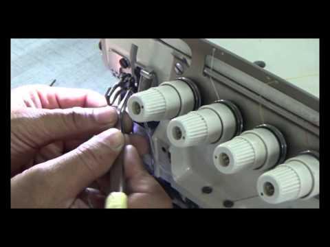 Video Mesin Obras Fix