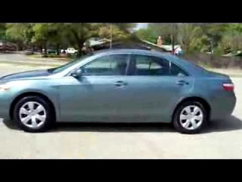 3337amg 2007 Toyota Camry Le Green