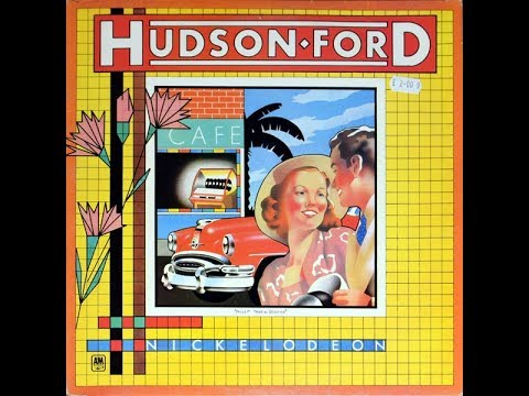 Hudson Ford ‎– Nickelodeon (1973 Full Album)
