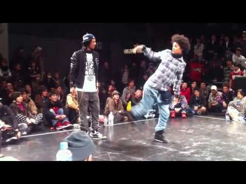 Best 2 dancers in the World Japan LES TWINS Finalhip hop