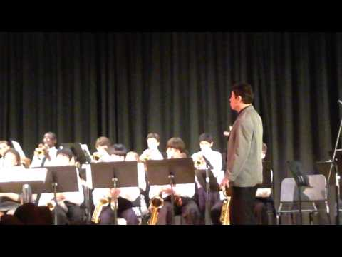 Flip Flop and Fly - John Witherspoon Middle School 7th grade band - 2014
