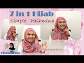 7 In 1 Hijab Simple Pashmina Kekinian Tuhijabna 22 mp3