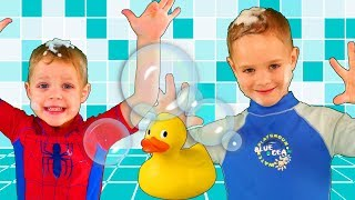 Bath Song | Mirik Yarik Nursery Rhymes & Kids Songs