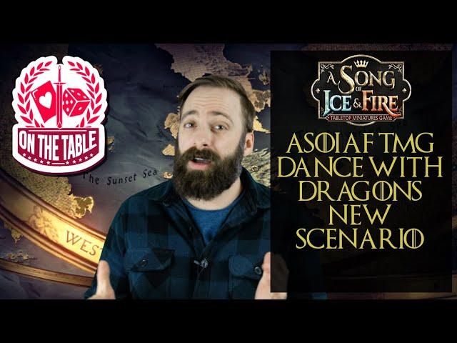 A Dance with Dragons: New ASOIAF TMG Scenario