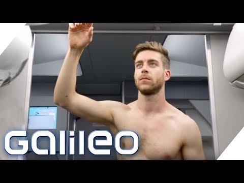 Darf man Sex im Flugzeug haben? | Galileo | ProSieben