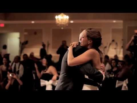 Bride's Touching Father-Daughter Dance