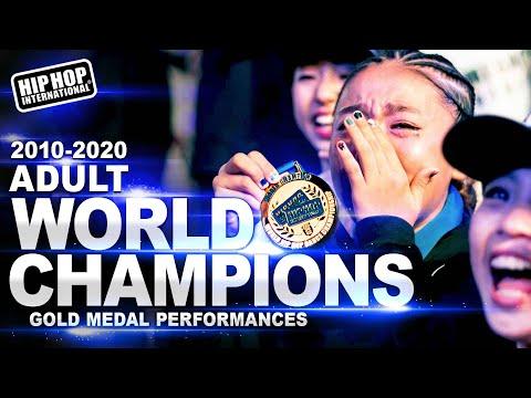 CBAction - Argentina (Gold Medalist Adult Division) at HHI 2018 World Finals