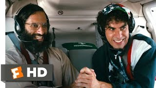 The Dictator (2012) - The Helicopter Scene (7/10) | Movieclips