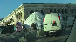 Вождение на АКПП в районе Подола