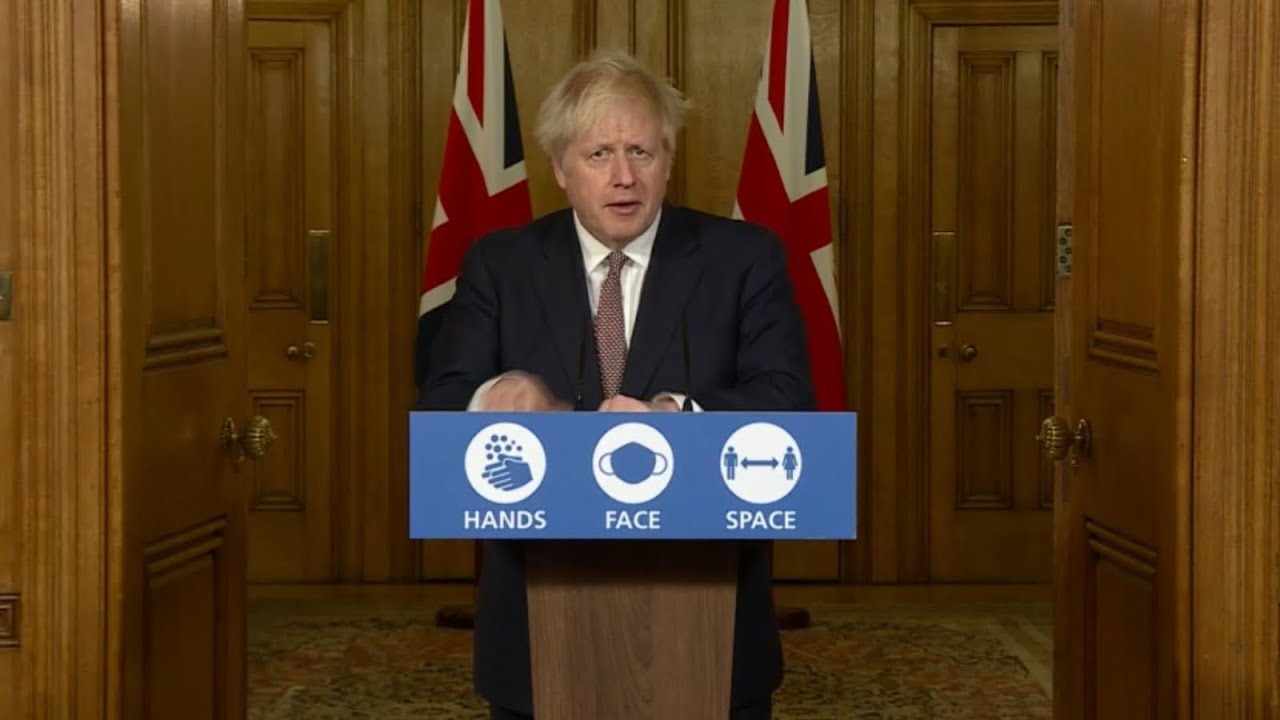 Live: Boris Johnson leads Covid briefing after Pfizer vaccine gets UK approval | ITV News