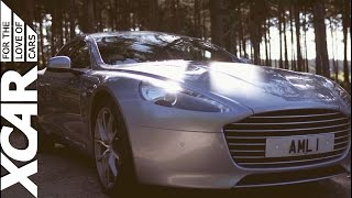 2014 Aston Martin Rapide S: More Doors = More Fun? - XCAR