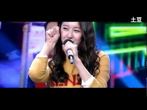 f(x) Krystal cut ♥♥ @ Happy Camp