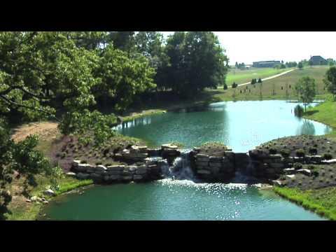 Golf HD Aerial Flyover Video - HVX200 Helicam