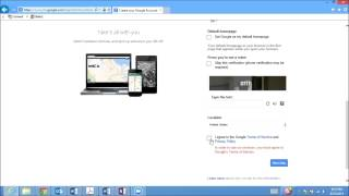 How to login to Google using ANY Email address