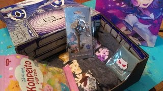 Loot Anime December Crate: Enchant