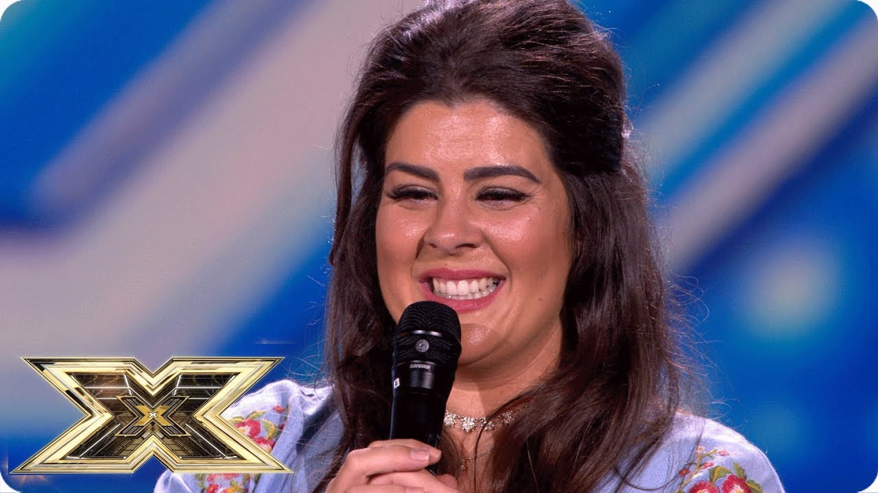 Louise Setara hits The X Factor high notes! | Six Chair Challenge | The X  Factor UK 2018