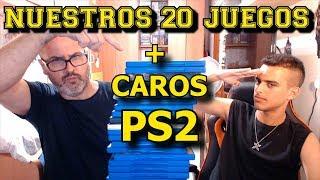NUESTROS 20 JUEGOS MAS CAROS DE PS2 JOYAS DE LA COLECCIÓN VALEFOR Y NANDORS